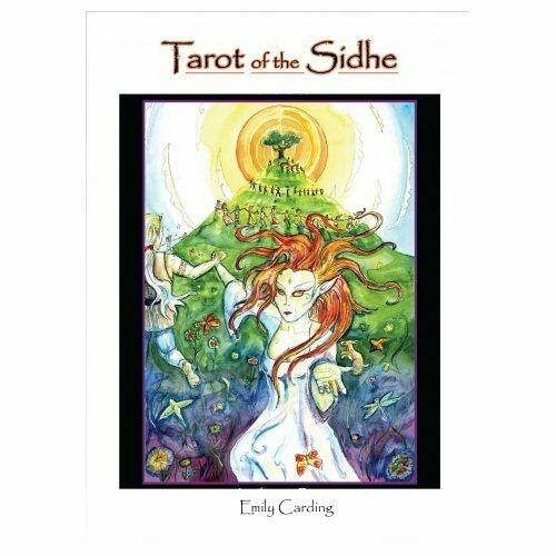 Kortos Taro Tarot of the Sidhe Paveikslėlis 5 iš 9 310820217218