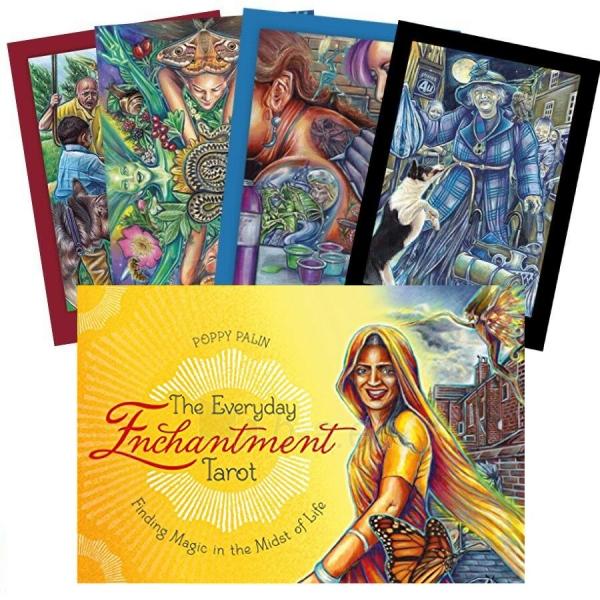 Kortos Taro The Everyday Enchantment Paveikslėlis 1 iš 7 310820217226