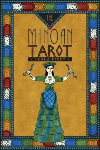Kortos Taro The Minoan Tarot Paveikslėlis 8 iš 9 310820217247