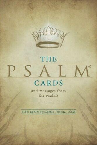 Kortos Taro The Psalm Paveikslėlis 3 iš 4 310820217274
