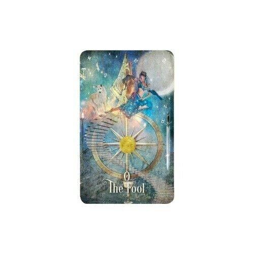 Kortos Taro The Tarot of Enchanted Dreams Paveikslėlis 2 iš 6 310820217214