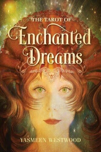 Kortos Taro The Tarot of Enchanted Dreams Paveikslėlis 4 iš 6 310820217214