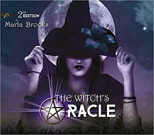 Kortos Taro The Witchs Oracle 2nd Edition Paveikslėlis 6 iš 7 310820217215