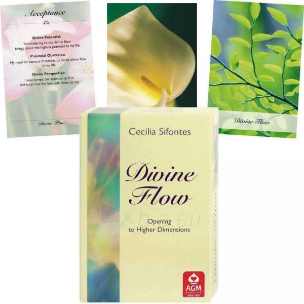 Kortos The Divine Light Flow Kortos Paveikslėlis 1 iš 7 310820142762