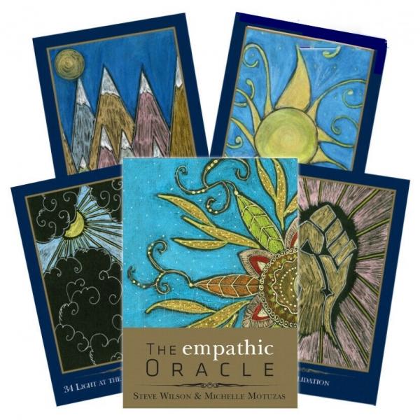 Kortos The Empathic Oracle Paveikslėlis 1 iš 6 310820217265