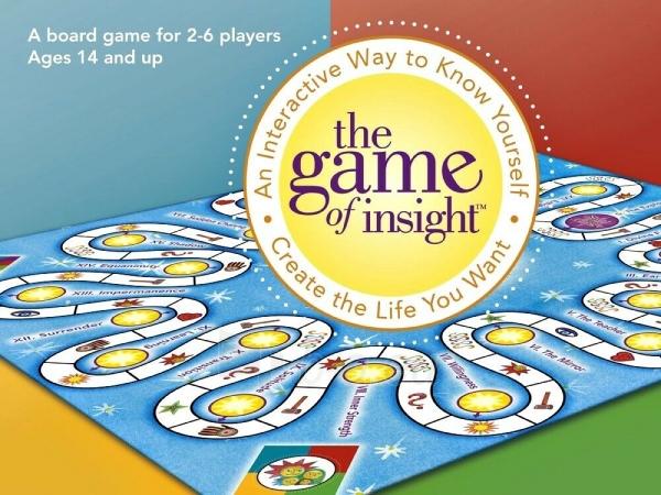 Kortos The Game of Insight stalo žaidimas Paveikslėlis 4 iš 4 310820217293