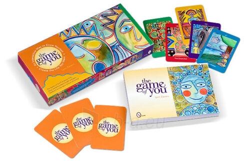 Kortos The Game of You žaidimas Paveikslėlis 2 iš 3 310820217294