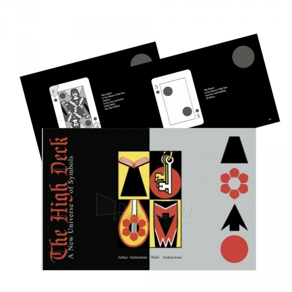 Kortos The High Deck: A New Universe of Symbols Paveikslėlis 1 iš 7 310820217263