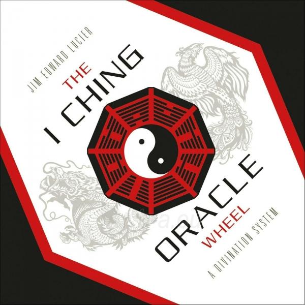 Kortos The I Ching Oracle Wheel būrimo lenta Paveikslėlis 1 iš 3 310820217284