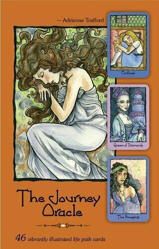 Kortos The Journey Oracle Paveikslėlis 2 iš 9 310820217290