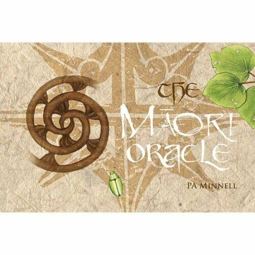 Kortos The Maori Oracle Paveikslėlis 4 iš 6 310820217227