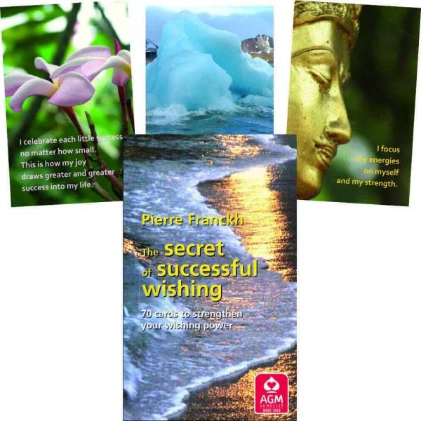 Kortos The Secret Of Successful Wishing Paveikslėlis 1 iš 7 310820142767