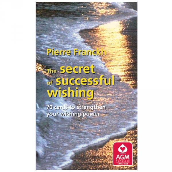 Kortos The Secret Of Successful Wishing Paveikslėlis 7 iš 7 310820142767