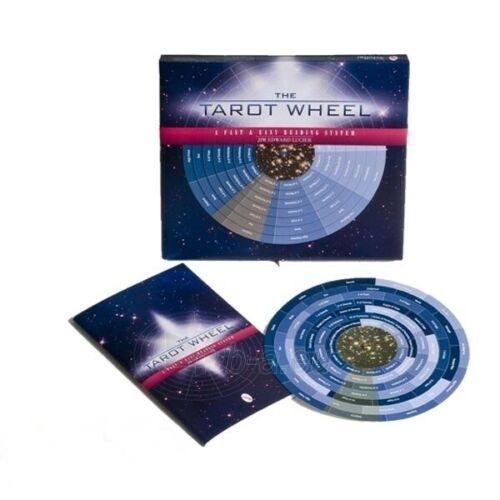 Kortos The Tarot Wheel būrimo lenta Paveikslėlis 1 iš 4 310820217285