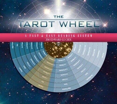 Kortos The Tarot Wheel būrimo lenta Paveikslėlis 2 iš 4 310820217285