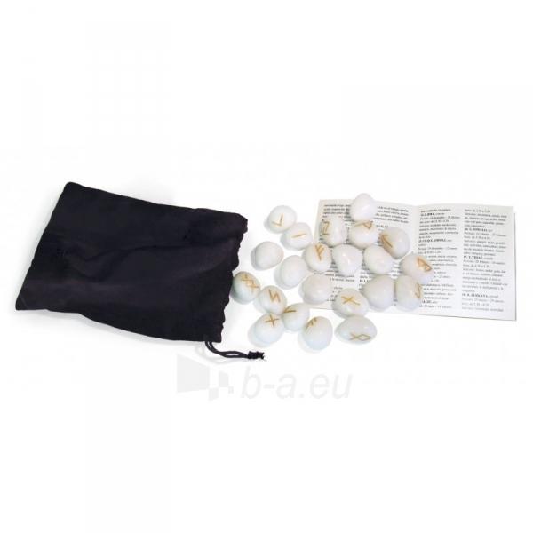 Kortos White Onyx Runos Paveikslėlis 3 iš 4 310820217334