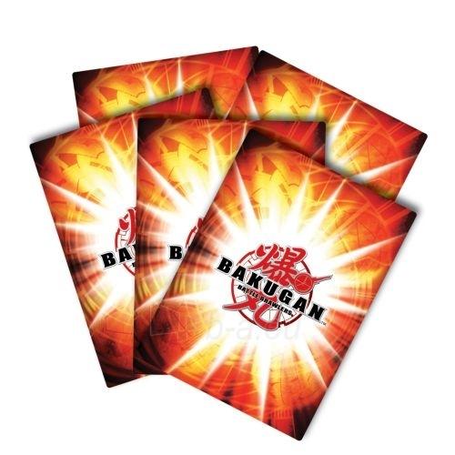 Kortų komplektas Bakugan 4vnt. Paveikslėlis 1 iš 1 250710800126