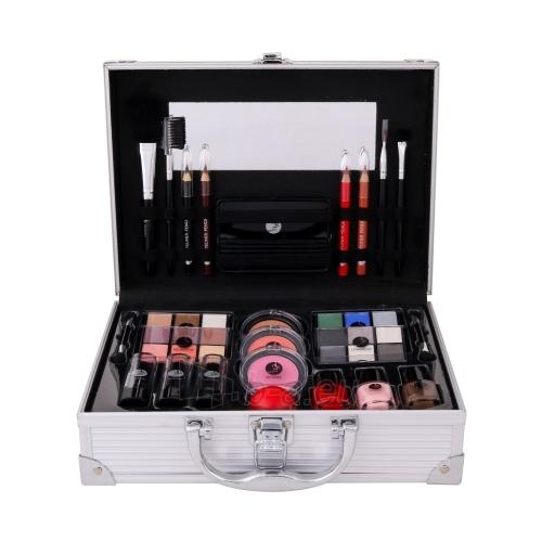Kosmetikos rinkinys 2K All About Beauty Train Case Cosmetic 60,2g Paveikslėlis 1 iš 1 310820063448