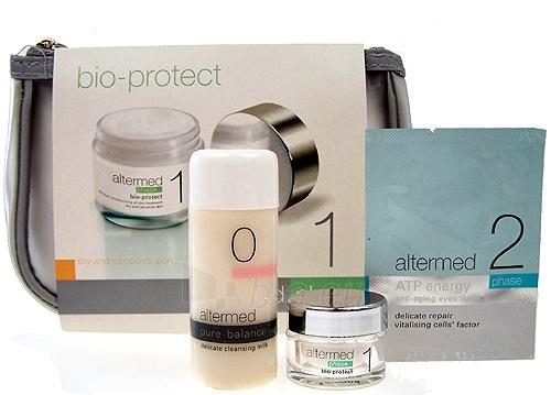 Cosmetic set Altermed Bioprotect 1 kosmetika priežiūra sausai ir jautriai odai 37 ml Paveikslėlis 1 iš 1 2508200000582