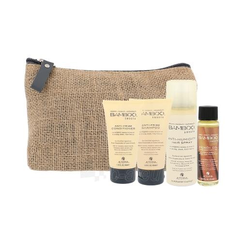 Cosmetic set Alterna Bamboo Smooth On The Go Travel Kit Cosmetic 148ml Paveikslėlis 1 iš 1 310820016664