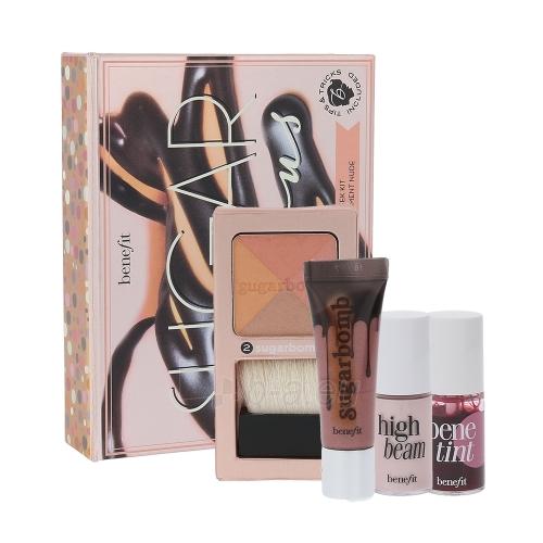 Cosmetic set Benefit SUGARlicious Nude Lip & Cheek Kit Cosmetic 3g Paveikslėlis 1 iš 1 310820085472