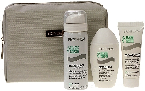 Kosmetikos rinkinys Biotherm Aqua Trio Sensitive Dry  70ml Paveikslėlis 1 iš 1 2508200000040