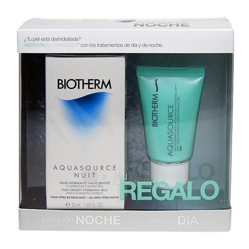 Kosmetikos rinkinys Biotherm Aquasource Day Night All Skin  80ml Paveikslėlis 1 iš 1 2508200000580