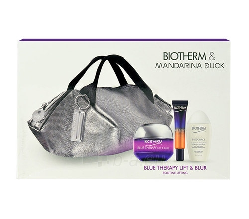 Cosmetic set Biotherm Blue Therapy Lift & Blur Cream Kit Cosmetic 90ml Paveikslėlis 1 iš 1 2508200001287