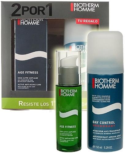 Cosmetic Kit Biotherm Homme Age Fitness 200ml 2por1 Paveikslėlis 1 iš 1 2508200000063