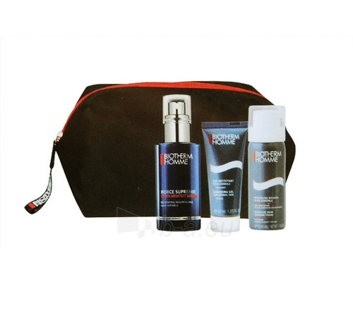 Cosmetic Kit Biotherm Homme Force Supreme 140 ml Paveikslėlis 1 iš 1 2508200000721