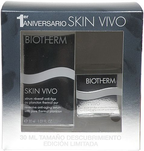 Cosmetic Kit Biotherm Skin Vivo Set Limited 45ml (damaged packaging) Paveikslėlis 1 iš 1 2508200000676
