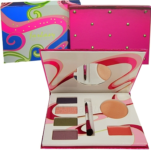 Cosmetic set Britney Spears Look My Way Color Paveikslėlis 1 iš 1 2508200000677