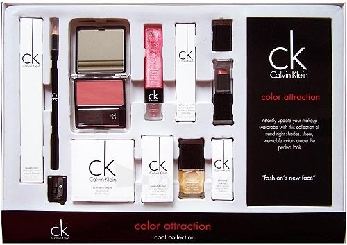 Calvin Klein kosmētikas kolekcija Color 34,95g Attraction Paveikslėlis 1 iš 1 2508200000106