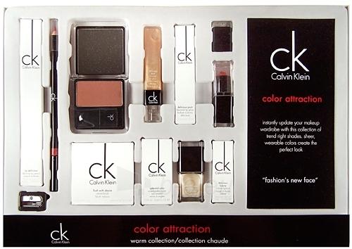 Calvin Klein cosmetics collection Color 34,95g Attraction Chaude Paveikslėlis 1 iš 1 2508200000105