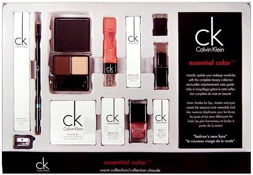 Calvin Klein cosmetics kit Essential Color Chaude 33.95 g Paveikslėlis 1 iš 1 2508200000111
