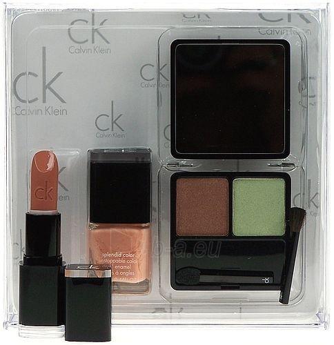 Kosmētikas komplekts Calvin Klein Modern Brown 20,5g Paveikslėlis 1 iš 1 2508200000117