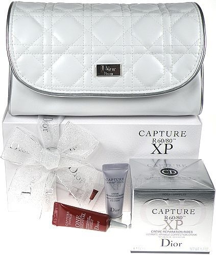Kosmētikas komplekts Christian Dior Capture R60 / 80 XP Set 67ml Paveikslėlis 1 iš 1 2508200000132