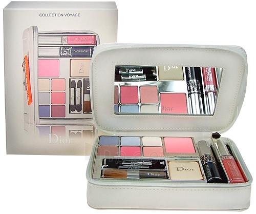 Cosmetic set Christian Dior Flight MakeUp Palette 23,9g Paveikslėlis 1 iš 1 2508200000142