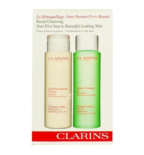 Cosmetic set Clarins Cleansing Duo Oil Oferta Especial 400ml Paveikslėlis 1 iš 1 2508200000148