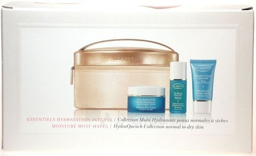 Cosmetic set Clarins HydraQuench Collection 80ml Paveikslėlis 1 iš 1 2508200000150