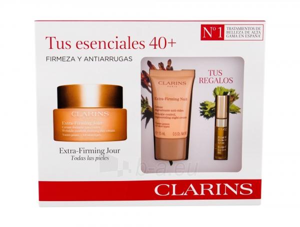 Kosmetikos rinkinys Clarins Extra Firming Day Cream 50ml Paveikslėlis 1 iš 1 310820166041