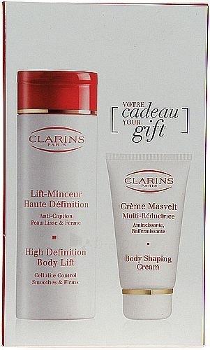 Kosmētikas komplekts Clarins High Definition Body Lift 275ml komplekts Paveikslėlis 1 iš 1 2508200000159