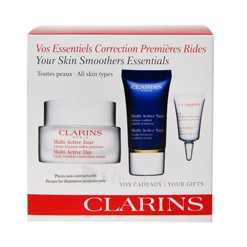 Kosmetikos rinkinys Clarins Multi Active 68ml Paveikslėlis 1 iš 1 2508200000812