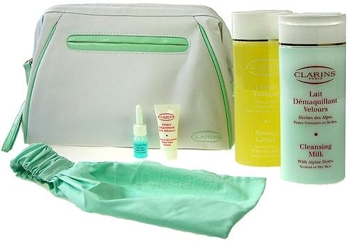Kosmētikas komplekts Clarins Skin Solutions Dry 200ml Paveikslėlis 1 iš 1 2508200000174