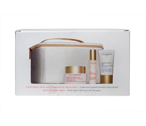 Kosmetikos rinkinys Clarins Vital Light  75ml Paveikslėlis 1 iš 1 2508200000816