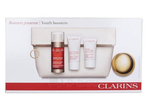 Cosmetic set Clarins Youth Boosters Kit Cosmetic 75ml Paveikslėlis 1 iš 1 310820027271