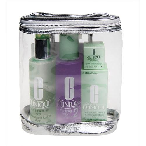 Kosmetikos rinkinys Clinique 3step Skin Care 2  455ml Paveikslėlis 1 iš 1 2508200000737