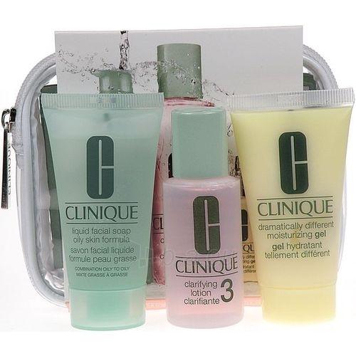 Kosmetikos rinkinys Clinique 3step Skin Care Set 3  90ml Paveikslėlis 1 iš 1 2508200000186