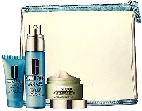 Cosmetic set Clinique Skin Smoother Brighter Set 0995 60ml Paveikslėlis 1 iš 1 2508200000205