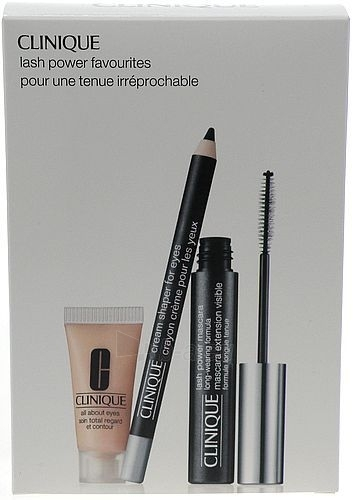 Cosmetic Set Mascara Clinique Lash Power Favourites Set 12.1 ml Paveikslėlis 1 iš 1 2508200000232
